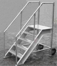Aluminum Steps-2