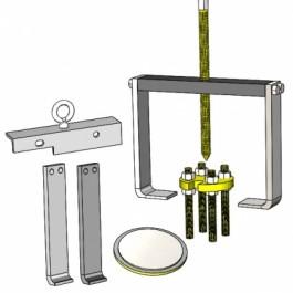 Alternator Slip Ring Puller Kit