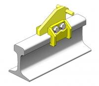 rail clamp rail