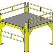 Kuckle Table - Open