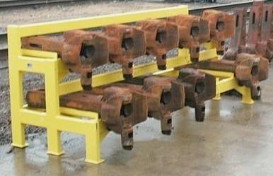 coupler rack