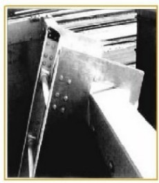 8 Foot Coal Car Interior Ladder