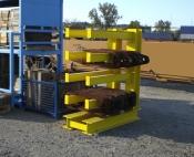 Yoke Storage Rack