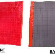 Red Reflective Flag