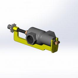 Locomotive ACE Starter Valve Compressor
