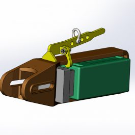 Draft Gear Assembly Lifter