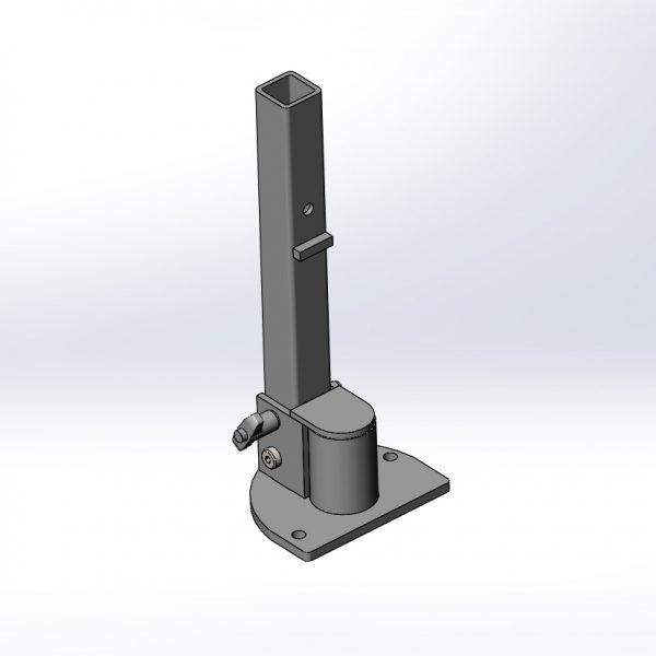 hand-brake-lifter-assembly