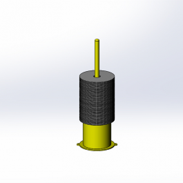 Center Plate Wear Liner Stand