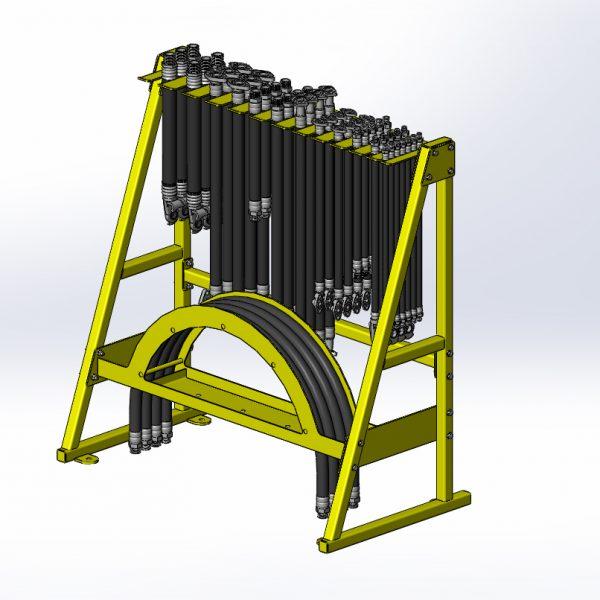strato-hose-rack