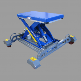 Lift Table Trolley System